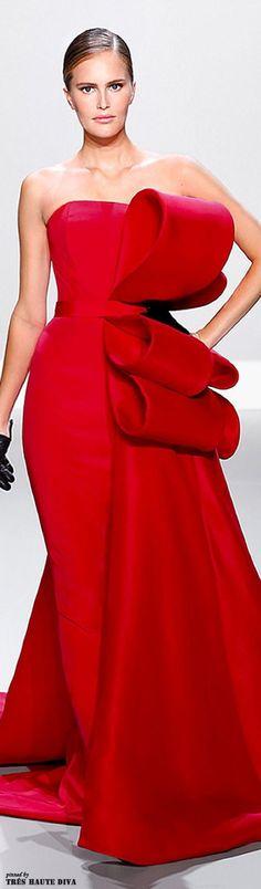 Gowns...Ravishing Reds