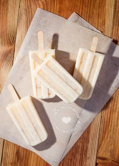 Arroz con Leche (Rice Pudding) is one of our favorite dishes, and if you love it too, you'll agree with us that these Arroz con Leche (Rice Pudding) Popsicles are just amazing.