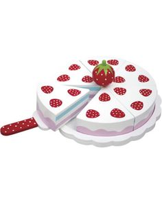 And of course a sweet strawberrycake♡ Party And Play, Fitness Workout For Women, Play Food, Bugaboo, Play Houses, Kids Playing, Cute Kids, Baby Room, American Girl