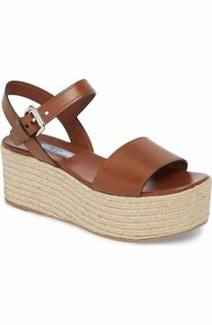 10e365ff20f Free shipping and returns on Marc Fisher LTD Renni Espadrille Platform  Wedge Sandal (Women)