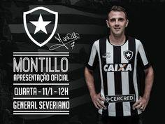 Blog do FelipaoBfr: Botafogo faz a primeira partida do ano com Montill...