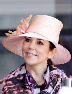Crown Princess Mary, August 22, 2011 in Susanne Juul