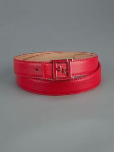 Fendi Belt - Parisi - farfetch.com