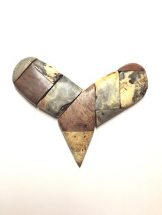 Personalized Heart Wood Carving Wood Sculpture by JoshCarteArt