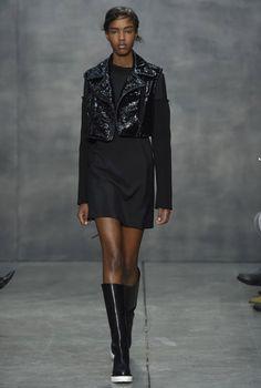 New York Fashion Week: Vera Wang Autumn/Winter 15 | Chloe Mag
