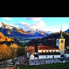 Gruyere, Switzerland. See you soon!