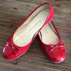 Etienne Aigner shoes flats They are super cute and comfortable! After my pregnancy my feet got larger so it won't fit me anymore. Etienne Aigner Shoes Flats & Loafers