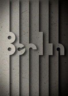 Berlin // type