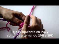 Tutorial Como Tejer Punto Falso Inglés - Pearl Knitter