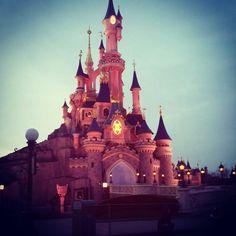 Disneyland paris 2014 night parade love disney