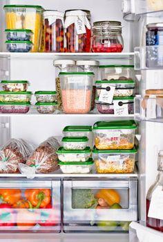 IKEA Catalog 2015 organize the fridge!
