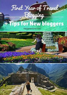 One Year of Travel Blogging + Tips For New Bloggers