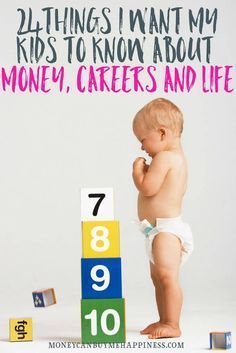 Teaching kids about money   raising happy children