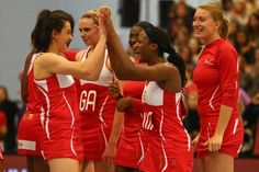England Netball team has beaten Australia by seven goals to seal a series whitewash. England Netball Team, The Fratellis, Team Goals, Team Pictures, Victorious, Whitewash, Australia, Seal, Girls Basketball