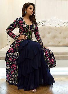 Verrassend De 164 beste afbeeldingen van indiase kleding | Indiase kleding VA-96