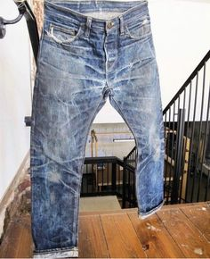 Raw Denim, Denim Jeans Men, Blue Denim, Blue Jeans, Mom Jeans, Edwin Jeans, Japanese Denim, Denim Patchwork, Vintage Denim
