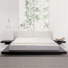 Modloft Worth Bed modern beds