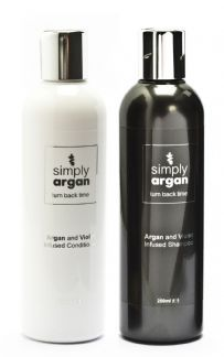 *SPECIAL OFFER* - Simply Argan Shampoo and Conditioner