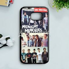 1D Midnight Memories Collage Samsung Galaxy S7 Case | armeyla.com