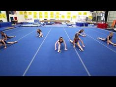 ▶ FUNditioning with Sliders - Teaser These look kind of awesome :-) Gymnastics Lessons, Gymnastics Tricks, Gymnastics Coaching, Gymnastics Training, Gymnastics Workout, Gymnastics Games, Gymnastics Floor, Gymnastics Stuff, Gymnastics Warm Ups