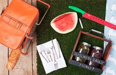 TODAY ONLY: We're giving away four of this week's picnic perfect KD Finds!