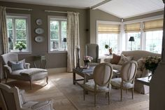French and Swedish in Norway | Inspiring Interiors