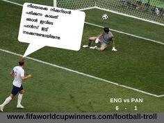 engaland vs panama troll Meme Messi, Messi Funny, Football Troll, Football Soccer, Soccer Ball, World Cup Winners, Fifa World Cup, Neymar, Cristiano Ronaldo
