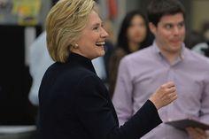 Hillary Clinton: Let's make voter registration automatic - Vox