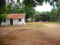 Casa do vaqueiro em nossa saudosíssima ex fazenda em Gurupi - TO