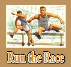 Run the Race: A Super Bible Verse Game for Learning Hebrews 12:1