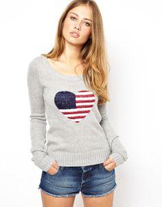 Hilfiger Denim | Hilfiger Denim Heart Of America Jumper at ASOS