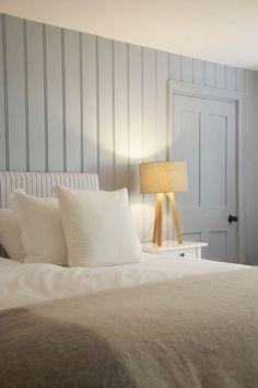 Calm bedroom scheme