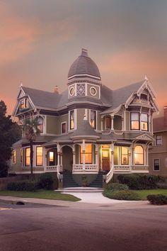 Victorian, Alameda, California