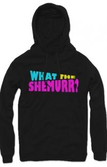 What the Shemurr? Pullover Outerwear - IISuperwomanII Outerwear - Online Store on District Lines