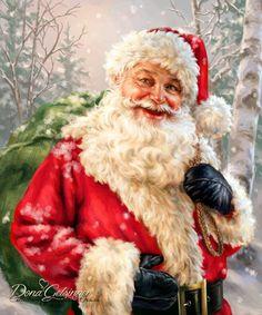 Merry Magical Santa - St. Nick - Снежный ангел творил в небесах Чудеса...| Dona Gelsinger | Записи AЯT (Искусство) | УОЛ