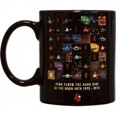 Pink Floyd DSOTM 40th - Variations Coffee Mug