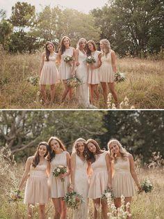 Romantic Auckland wedding by Danelle Bohane