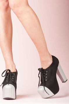 JEFFREY CAMPBELL - VENELLOPE BOOTS
