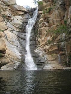 Cedar Creek Falls, San Diego #hiking