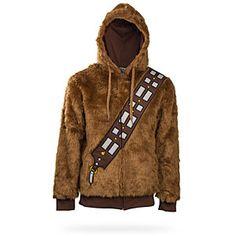 Chewie Costume Hoodie