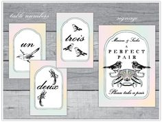 Custom table numbers and signage for a St. Barths Wedding. Designed by Alchemy Fine Events www.alchemyfineevents.com