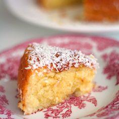 Baking Recipes, Cake Recipes, Finnish Recipes, Bakewell Tart, Cake Business, Something Sweet, Sweet Bread, Yummy Cakes, Vanilla Cake