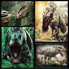 Jurassic World- Meet the Indominus Rex, Untamable King; Creation of the Indominus Rex: The Indominus Rex was created in the back lab of the Hammond Creation Center. Using DNA from both T-Rex and Velociraptor, it was made the most intelligent and vicious of all dinosaurs in Jurassic World while also using genetic material hybridized from Carnotaurus, Majungasaurus, Rugops and Gigantosaurus for the placement of its horns above the eye orbit and giving it its distinctive head ornamentation and…