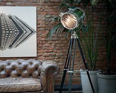 Salon Style, Kraken, Lighting Solutions, Decoration, Shelves, Ceiling Lights, House Styles, Retro, Inspiration