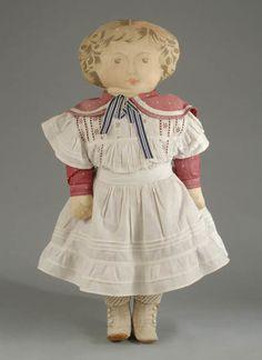 Art Fabric - Mills Doll