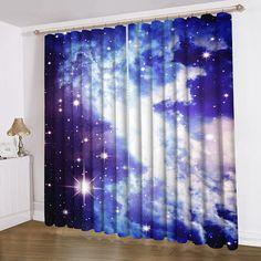Galaxy Nebula Curtains
