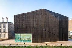Universitätsauditorien in Paris / Studieren im Schuppen - Architektur und Architekten - News / Meldungen / Nachrichten - BauNetz.de