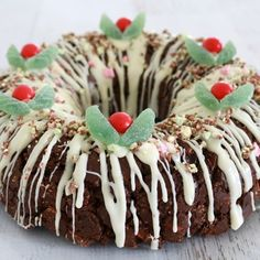 Clinkers Rocky Road Wreath!!!!