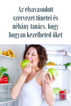 Egészséges életmód -  az elsavasodott szervezet tünetei. Kattints a képre a teljes cikkért! Tea, Healthy, Health, Teas