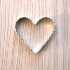 Heart Cookie Cutter  for Valentine's Day by sweetestelle on Etsy